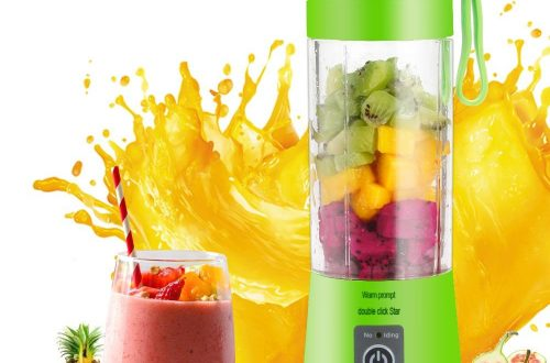 Mini Blender Mixeur Smoothie Portable